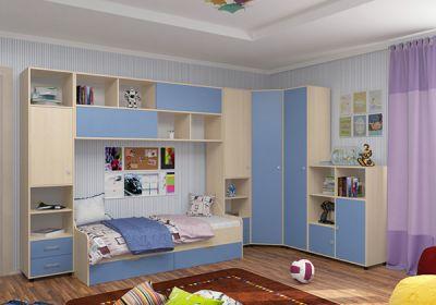 Детская комната Дельта - Композиция 2