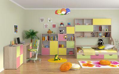 Детская комната Дельта - Композиция 3