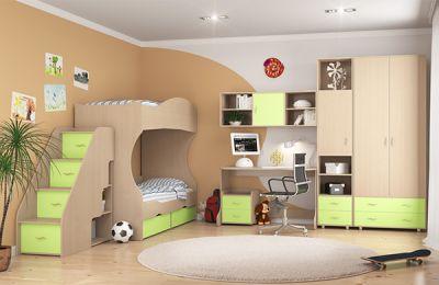 Детская комната Дельта - Композиция 5