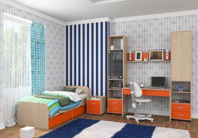 Детская комната Дельта - Композиция 14